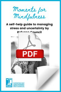 Moments for mindfulness guide